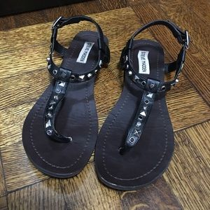 Steve Madden Studded Sandals